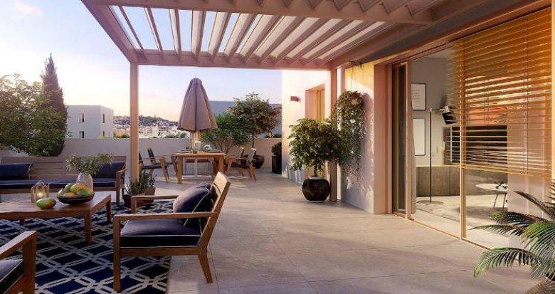 Achat / Vente programme immobilier neuf Lyon 03 aux pieds des transports (69003) - Réf. 4837