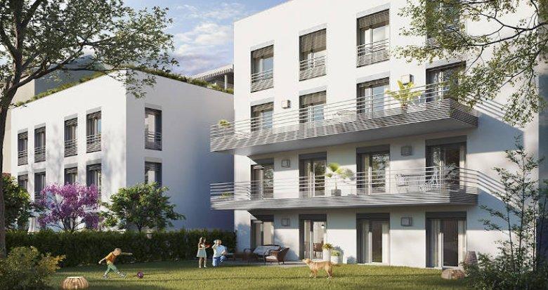 Achat / Vente programme immobilier neuf Lyon 03 secteur Monchat (69003) - Réf. 5137