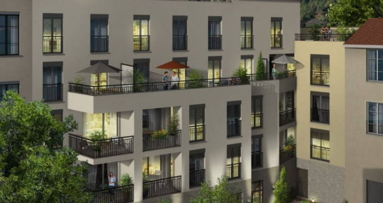 Achat / Vente programme immobilier neuf Lyon 05 à 10 minutes de la place Bellecour (69005) - Réf. 5198