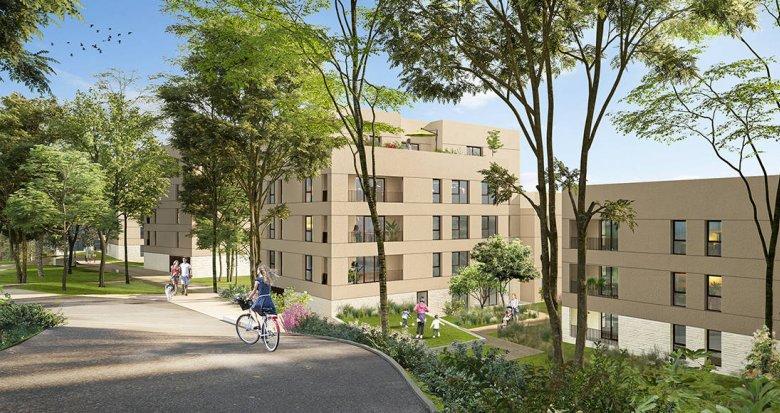 Achat / Vente programme immobilier neuf Lyon 05 secteur Point Du Jour - Champvert (69005) - Réf. 6255