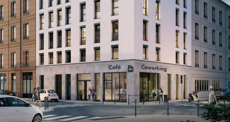 Achat / Vente programme immobilier neuf Lyon 06 proche métro (69006) - Réf. 5349