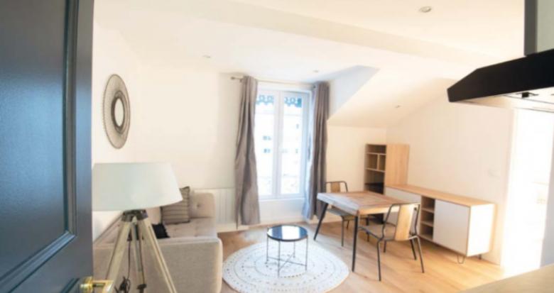 Achat / Vente programme immobilier neuf Lyon 07 proche métro Jean-Macé (69007) - Réf. 5335
