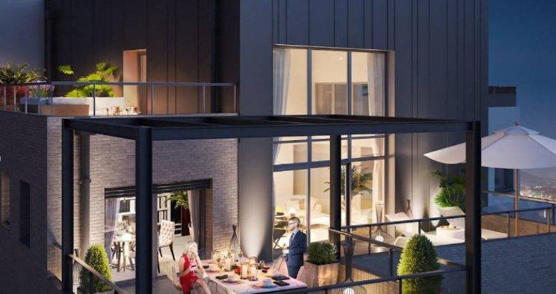 Achat / Vente programme immobilier neuf Lyon 08 à 10 minutes des écoles (69008) - Réf. 4752