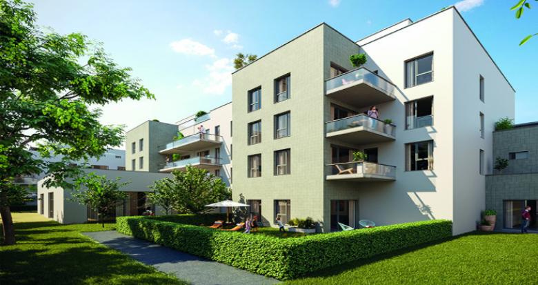 Achat / Vente programme immobilier neuf Lyon 08 proche ligne tramway 4 (69008) - Réf. 5364