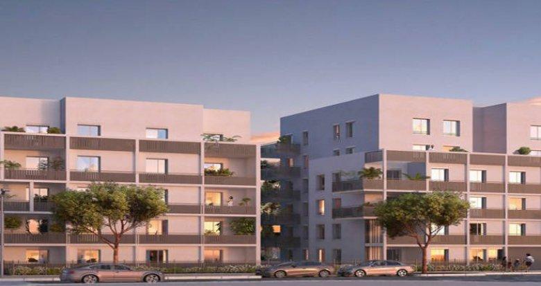 Achat / Vente programme immobilier neuf Lyon 08 proche métro et tramway (69008) - Réf. 5700