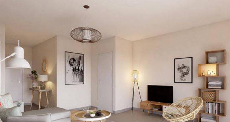 Achat / Vente programme immobilier neuf Lyon 08 proche transports (69008) - Réf. 4407