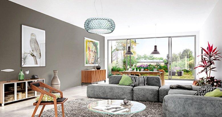 Achat / Vente programme immobilier neuf Lyon 1 quartier Croix Rousse (69001) - Réf. 1468