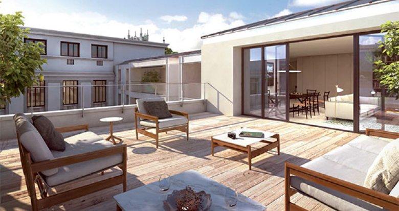 Achat / Vente programme immobilier neuf Lyon 2 Place Bellecour (69002) - Réf. 987