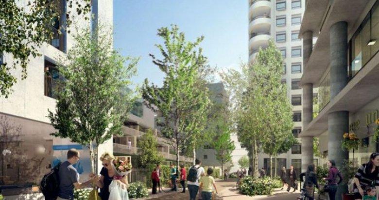 Achat / Vente programme immobilier neuf Lyon 2 quartier de la Confluence (69002) - Réf. 668