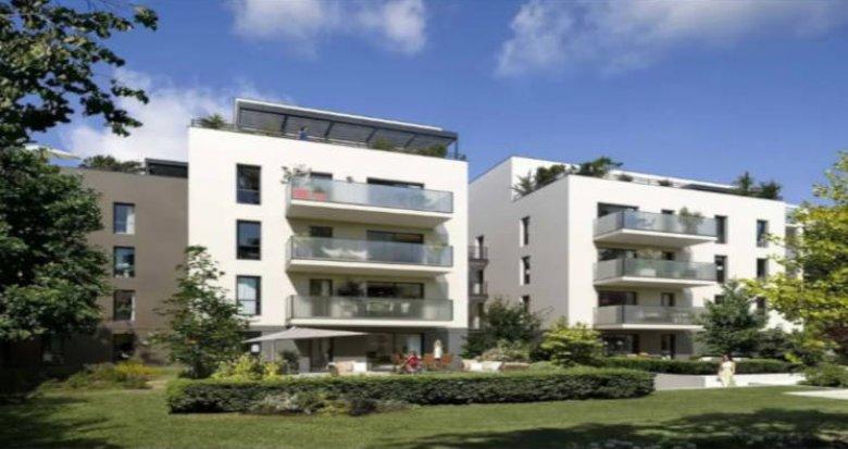 Achat / Vente programme immobilier neuf Lyon 3 - Montchat (69003) - Réf. 3054