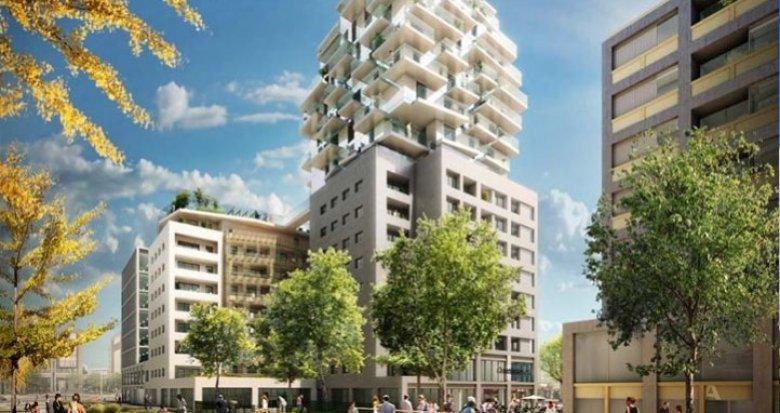 Achat / Vente programme immobilier neuf Lyon 3 proche centre commercial Part-Dieu (69003) - Réf. 1830