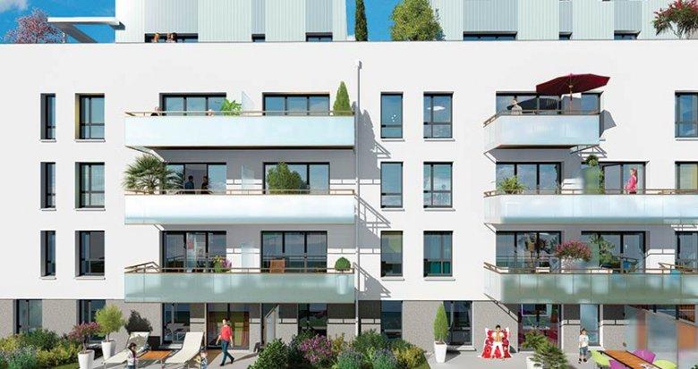 Achat / Vente programme immobilier neuf Lyon 3 proche Grange Blanche (69003) - Réf. 1233
