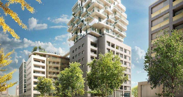 Achat / Vente programme immobilier neuf Lyon 3e, quartier de la Part-Dieu (69003) - Réf. 1859