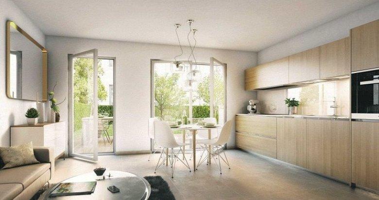 Achat / Vente programme immobilier neuf Lyon 4 au cœur du quartier de la Croix-Rousse (69004) - Réf. 1060