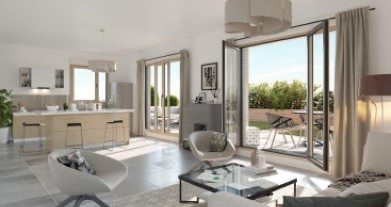 Achat / Vente programme immobilier neuf Lyon 4 quartier la Croix-Rousse (69004) - Réf. 2168