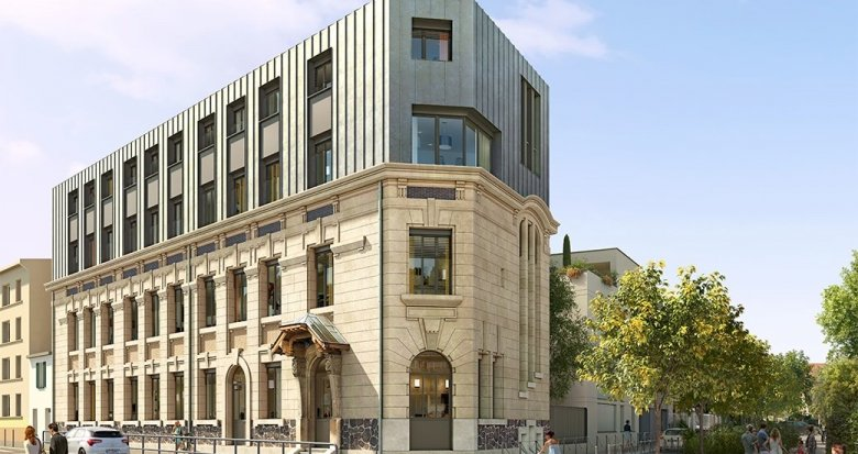 Achat / Vente programme immobilier neuf Lyon 5 quartier du Point-du-Jour (69005) - Réf. 2230