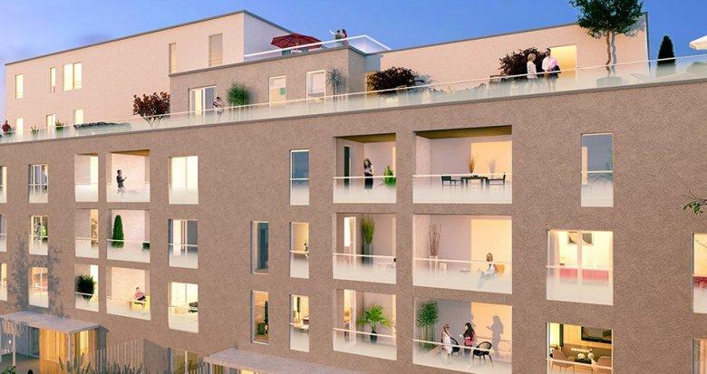 Achat / Vente programme immobilier neuf Lyon 5 quartier le Point du Jour (69005) - Réf. 1880