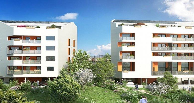 Achat / Vente programme immobilier neuf Lyon 5 quartier Saint Irénée (69005) - Réf. 433