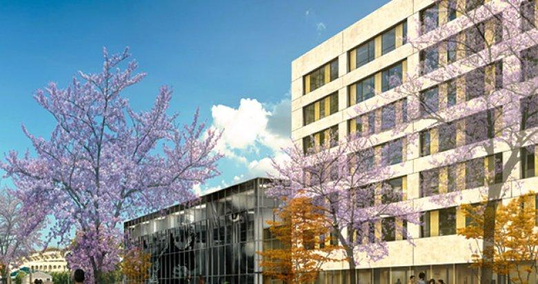 Achat / Vente programme immobilier neuf Lyon 7 à côté des infrastructures sportives (69007) - Réf. 1478