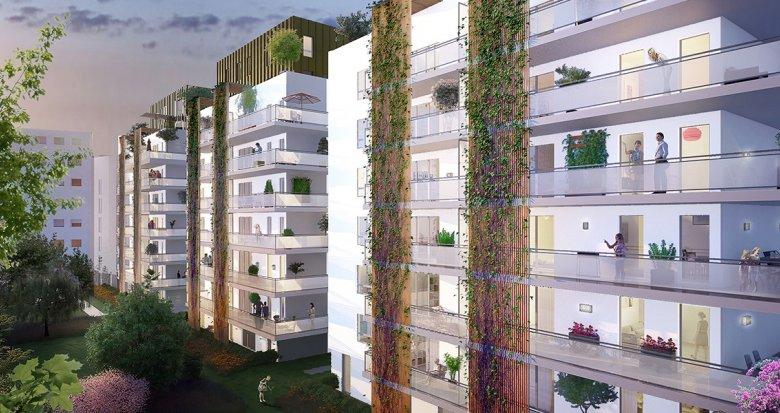 Achat / Vente programme immobilier neuf Lyon 7 dans le nouveau Gerland (69007) - Réf. 901