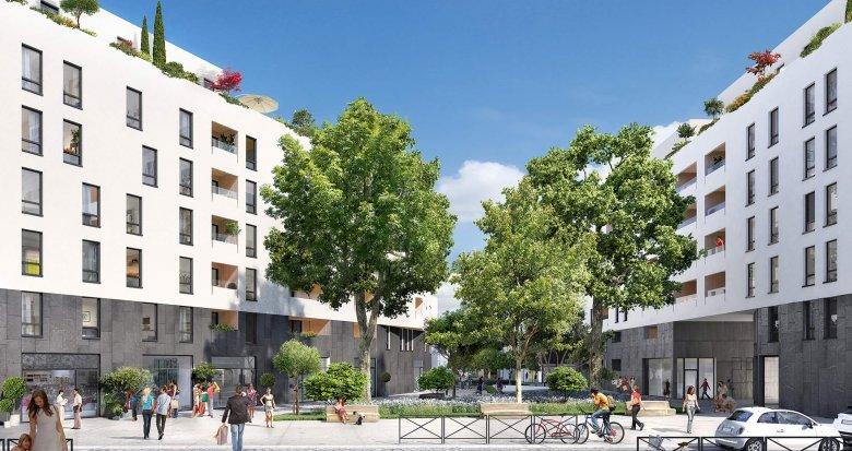 Achat / Vente programme immobilier neuf Lyon 7 quartier Jean-Macé (69007) - Réf. 594