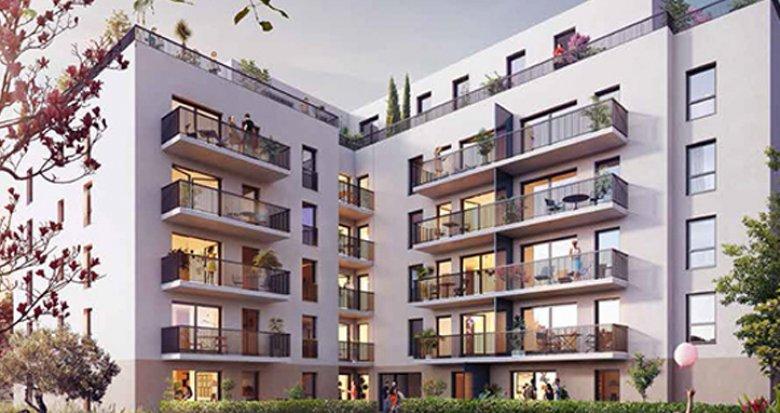 Achat / Vente programme immobilier neuf Lyon 7, quartier Jean-Macé (69007) - Réf. 945