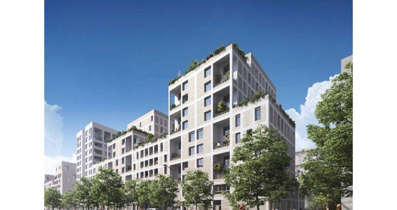 Achat / Vente programme immobilier neuf Lyon 7e à deux pas du métro Jean Jaurès (69007) - Réf. 1710