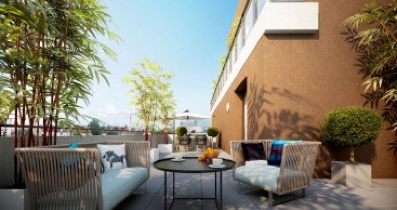 Achat / Vente programme immobilier neuf Lyon 8 Montplaisir proche commodités (69008) - Réf. 2018