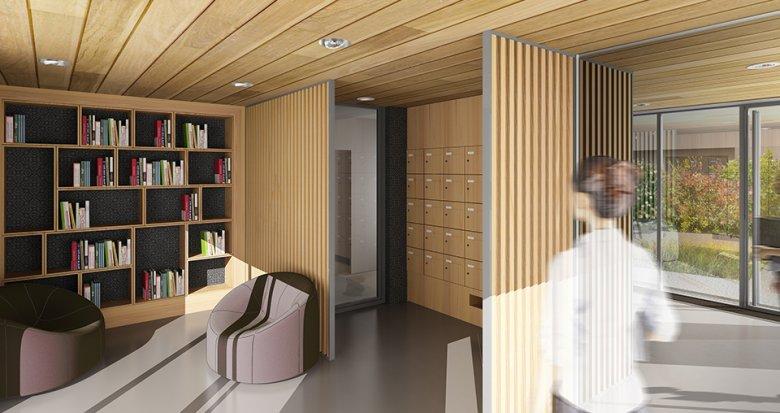 Achat / Vente programme immobilier neuf Lyon 8 proche Jean Macé (69008) - Réf. 1242