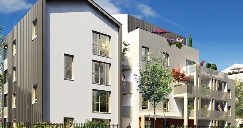 Achat / Vente programme immobilier neuf Lyon 8 proche Maison de la Danse (69008) - Réf. 1902