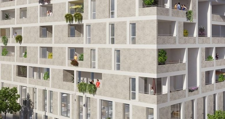 Achat / Vente programme immobilier neuf Lyon 9 nouveau quartier de la Duchère (69009) - Réf. 1404