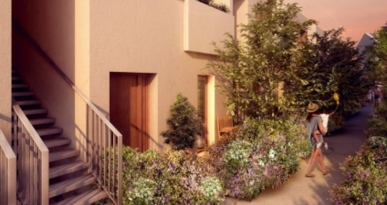 Achat / Vente programme immobilier neuf Lyon 9 proche place de Trion (69009) - Réf. 2988