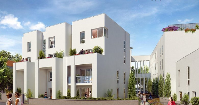 Achat / Vente programme immobilier neuf Lyon 9 Saint-Rambert (69009) - Réf. 446