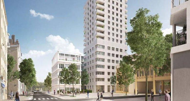 Achat / Vente programme immobilier neuf Lyon au coeur de quartier Confluence (69002) - Réf. 4723