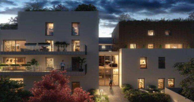 Achat / Vente programme immobilier neuf Lyon au cœur du quartier Monchat (69003) - Réf. 4599
