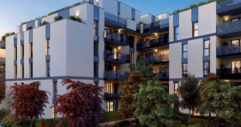 Achat / Vente programme immobilier neuf Lyon Croix Rousse proche métro Hénon (69004) - Réf. 1833