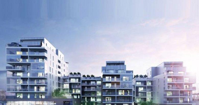Achat / Vente programme immobilier neuf Lyon proche arrêt Jet d'Eau Mendès France (69008) - Réf. 735