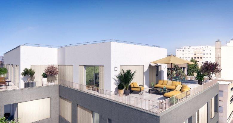 Achat / Vente programme immobilier neuf Lyon proche Part-Dieu (69003) - Réf. 3518