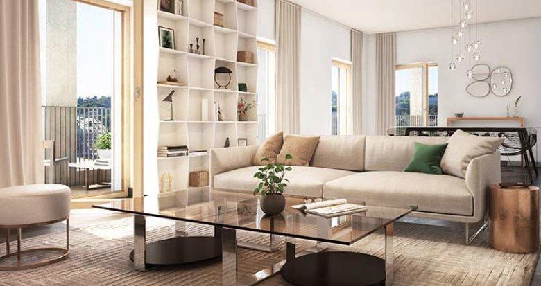 Achat / Vente programme immobilier neuf Lyon  quartier Confluence (69002) - Réf. 3463