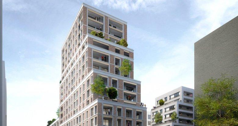 Achat / Vente programme immobilier neuf Lyon quartier de Gerland (69007) - Réf. 1635