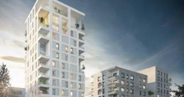Achat / Vente programme immobilier neuf Lyon quartier Monplaisir (69008) - Réf. 4105