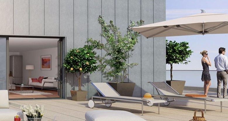 Achat / Vente programme immobilier neuf Lyon Villeurbanne proche commerces (69100) - Réf. 1566