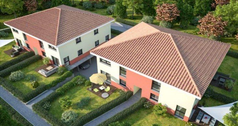 Achat / Vente programme immobilier neuf Mions proche du centre-ville (69780) - Réf. 560