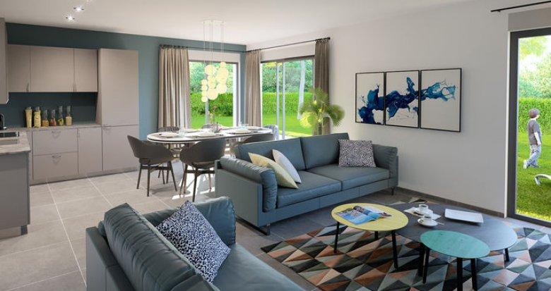 Achat / Vente programme immobilier neuf Mornant quartier résidentiel (69440) - Réf. 324