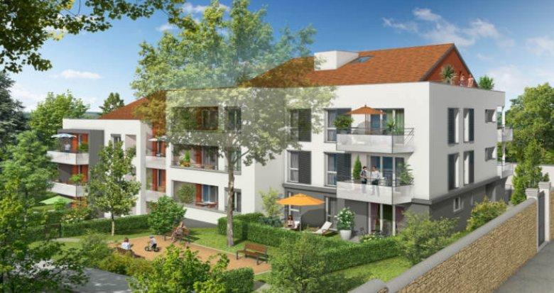 Achat / Vente programme immobilier neuf Neuville-sur-Saône centre-ville à 500 mètres (69250) - Réf. 2921