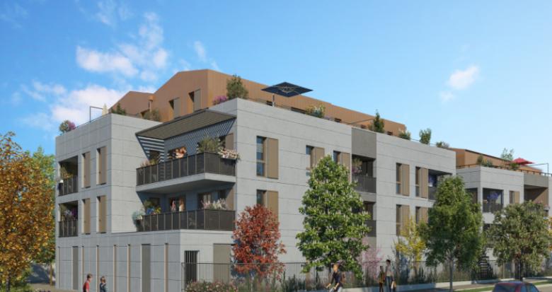 Achat / Vente programme immobilier neuf Neuville-sur-Saône proche parc d'Ombreval (69250) - Réf. 5508