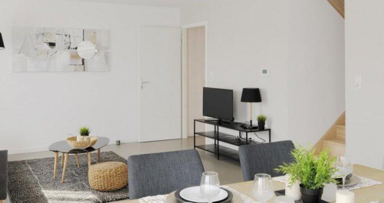 Achat / Vente programme immobilier neuf Nuelles à deux pas de l'école (69210) - Réf. 568