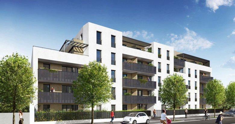 Achat / Vente programme immobilier neuf Oullins dans quartier résidentiel (69600) - Réf. 2006