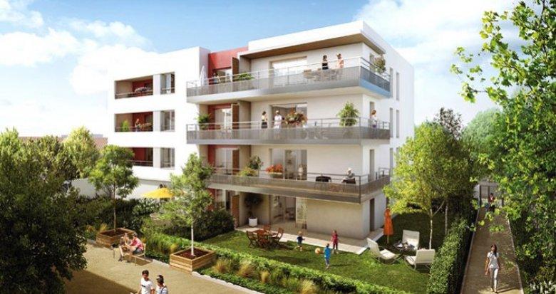 Achat / Vente programme immobilier neuf Pierre-Bénite centre-ville (69310) - Réf. 1326