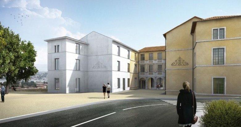 Achat / Vente programme immobilier neuf Pierre-Bénite résidence étudiante CHU Lyon sud (69310) - Réf. 833